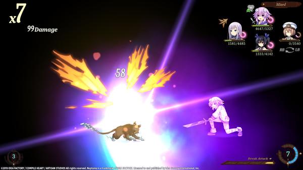 Super Neptunia RPG / 勇者ネプテューヌ /勇者戰幾少女