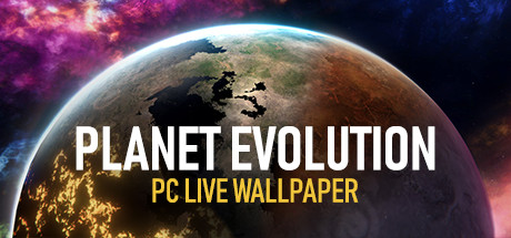 Planet Evolution PC Live Wallpaper