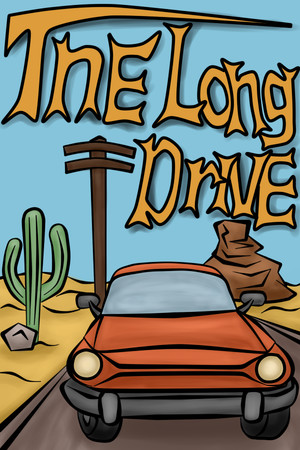 The Long Drive poster image on Steam Backlog