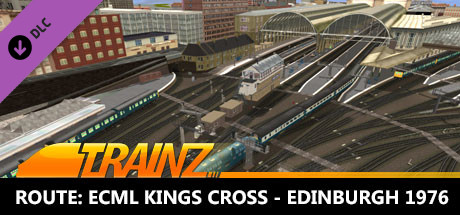 Trainz 2019 DLC: ECML Kings Cross - Edinburgh 1976