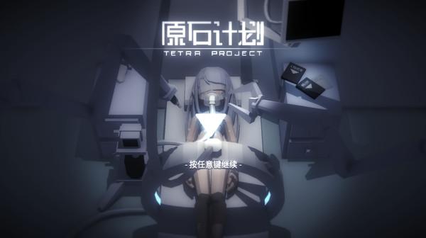Tetra Project - 原石计划