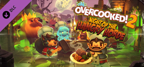 Overcooked! 2 – Night of the Hangry Horde [PT-BR] Capa