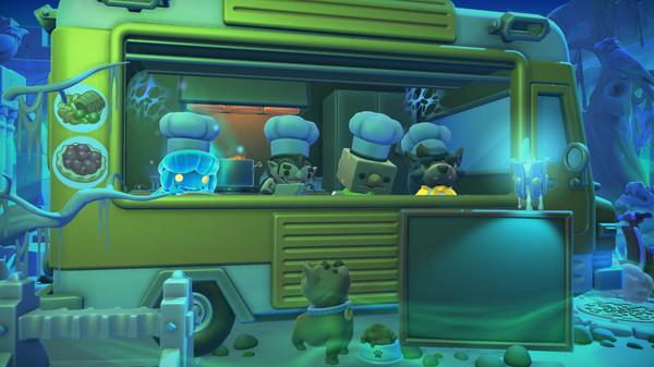 Overcooked! 2 - Night of the Hangry Horde (DLC)