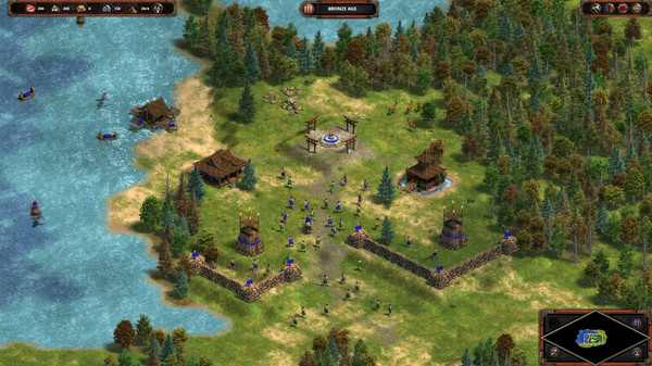 скриншот Age of Empires: Definitive Edition 3