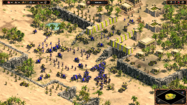 скриншот Age of Empires: Definitive Edition 2