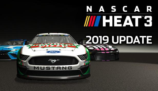 NASCAR Heat 3 - February 2019 Season Update