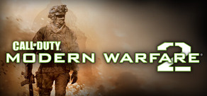 Call of Duty: Modern Warfare 2 cover art
