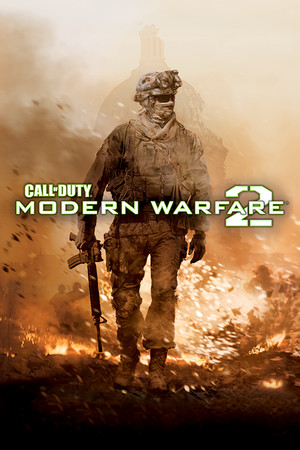 Call of Duty: Modern Warfare 2 poster image on Steam Backlog