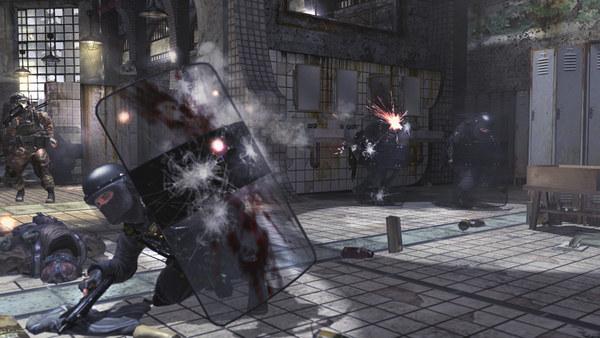 Скриншот из Call of Duty: Modern Warfare 2