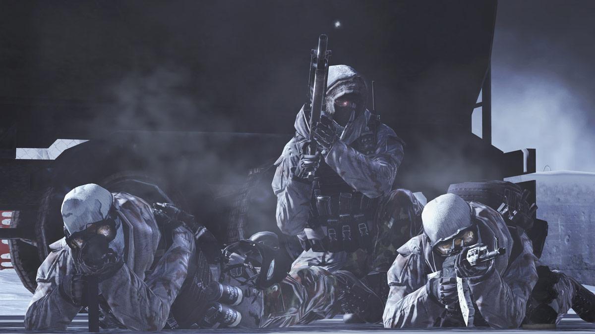 Call of Duty: Modern Warfare 2 · Call of Duty®: Modern Warfare® 2 · AppID:  10180