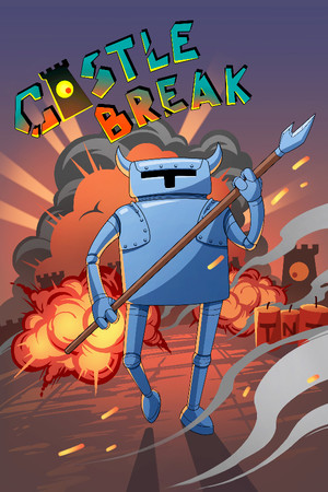 Castle Break poster image on Steam Backlog