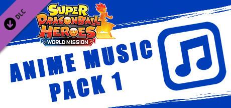 Купить SUPER DRAGON BALL HEROES WORLD MISSION - Anime Music Pack 1 (DLC)