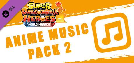 Купить SUPER DRAGON BALL HEROES WORLD MISSION - Anime Music Pack 2 (DLC)