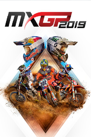 MXGP 2019 - The Official Motocross Videogame poster image on Steam Backlog