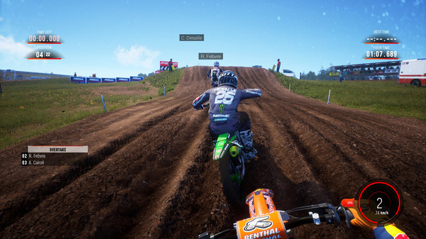 MXGP 2019 - The Official Motocross Videogame Screenshot