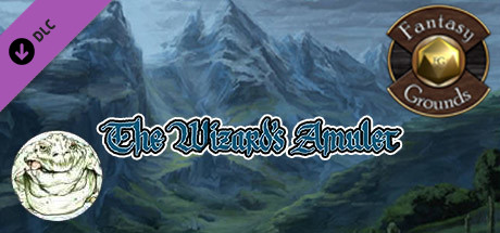 Fantasy Grounds - The Lost Lands: The Wizard's Amulet (5E)