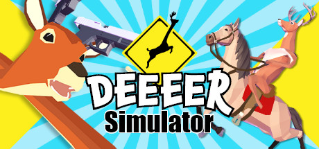 DEEEER Simulator: Your Average Everyday Deer Game on Steam