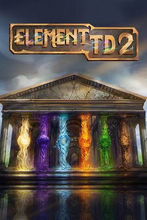 Element TD 2 - Multiplayer Tower Defense poster image on Steam Backlog