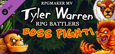RPG Maker MV - Tyler Warren RPG Battlers Boss Fight