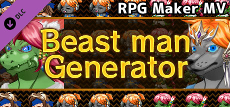 RPG Maker MV - Beast man Generator on Steam