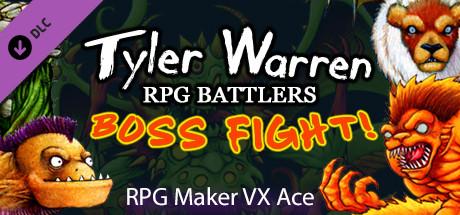 RPG Maker VX Ace - Tyler Warren RPG Battlers Boss Fight