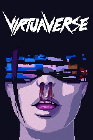 VirtuaVerse poster image on Steam Backlog