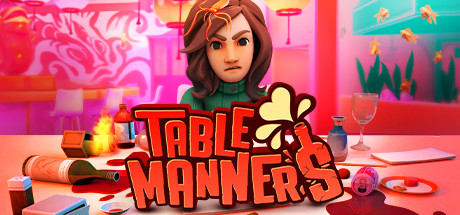 Table Manners: Physics-Based Dating Game Capa