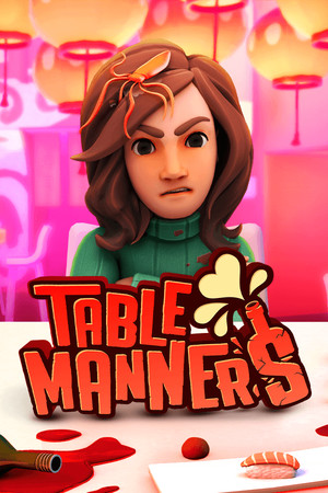 Table Manners: Physics-Based Dating Game poster image on Steam Backlog