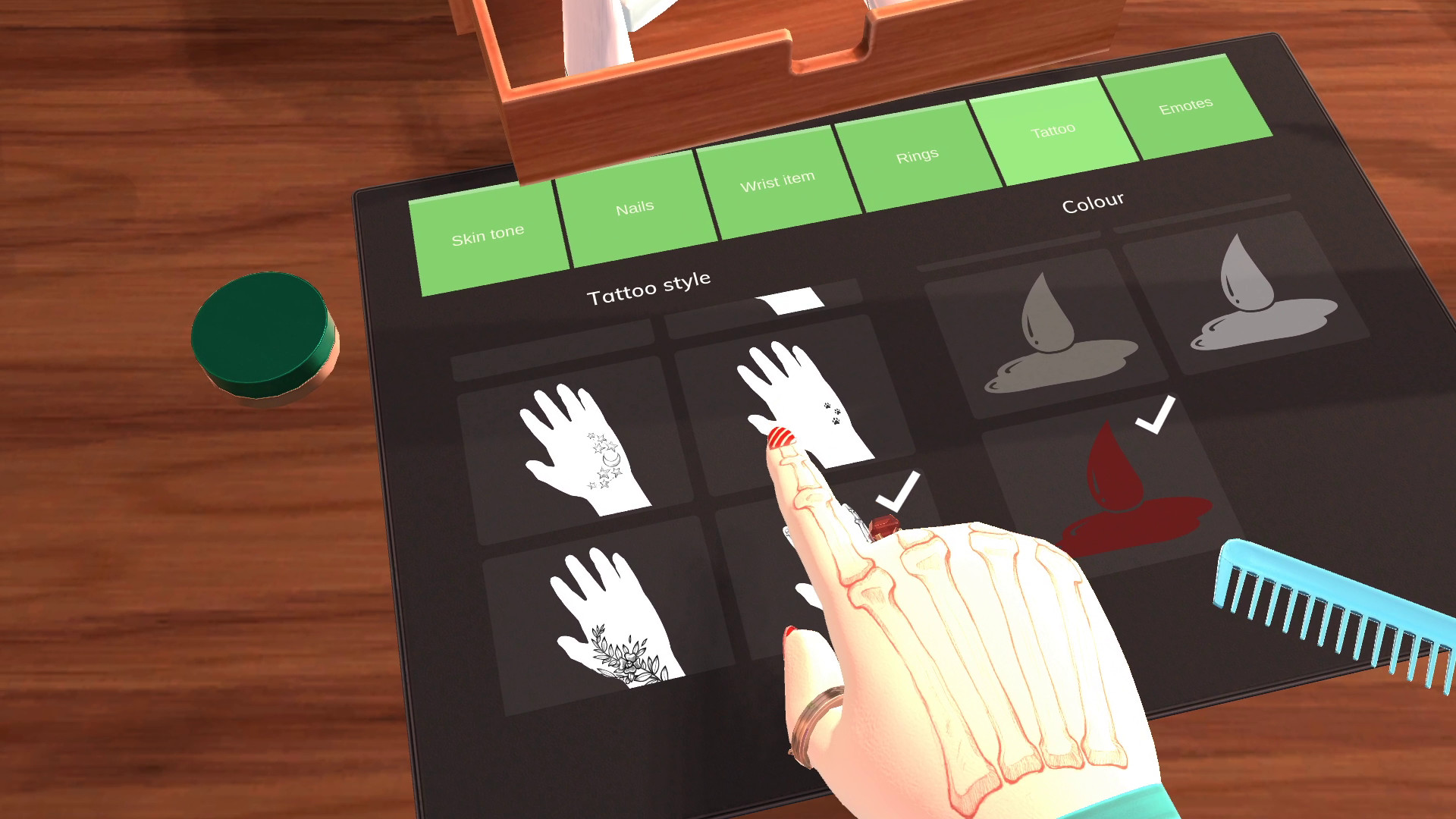 Table Manners: Physics-Based Dating Game on Steam