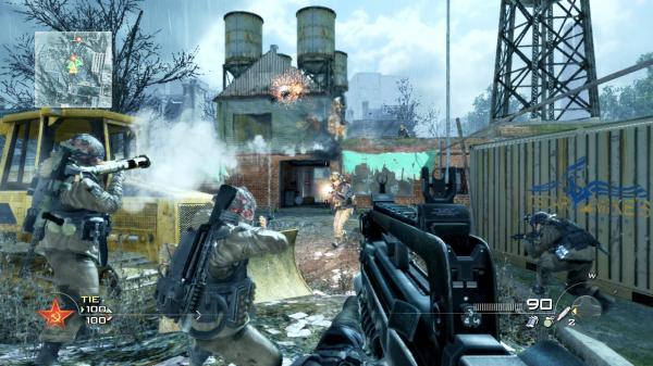 Call of Duty®: Modern Warfare® 2 Stimulus Package