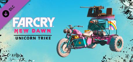 Far Cry New Dawn - Unicorn Trike
