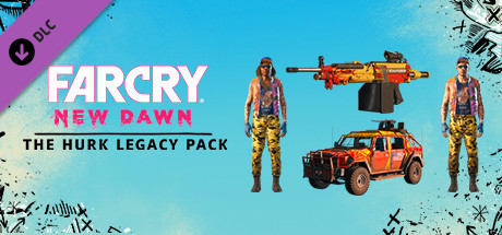 Far Cry New Dawn - Hurk Legacy Pack