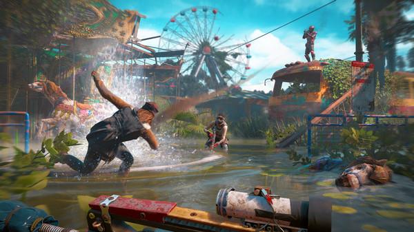 Скриншот №5 к Far Cry® New Dawn - Hurk Legacy Pack