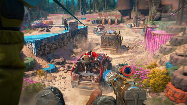 Скриншот №1 к Far Cry® New Dawn - Hurk Legacy Pack