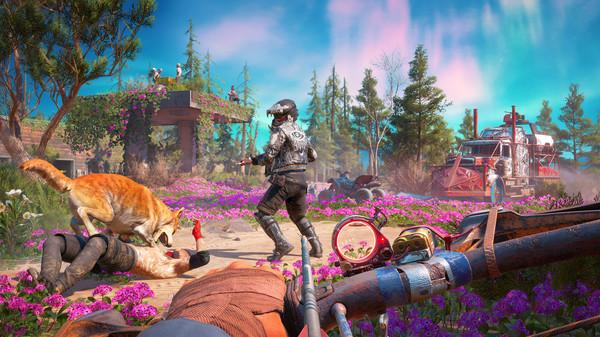 Скриншот №3 к Far Cry® New Dawn - Hurk Legacy Pack