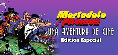 Teaser image for Mortadelo y Filemón: Una aventura de cine - Edición especial