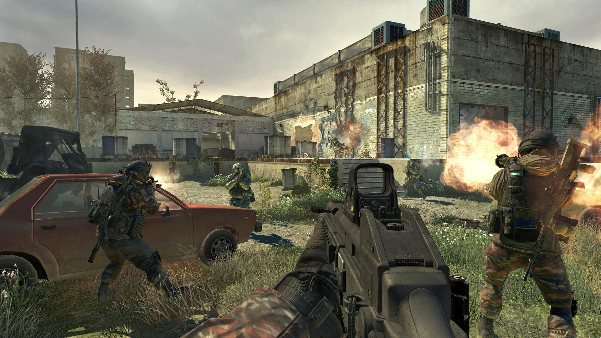 Call of Duty®: Modern Warfare® 2 Resurgence Pack on Steam Call Of Duty Modern Warfare Map Packs on