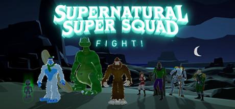 Supernatural Super Squad Fight! Capa
