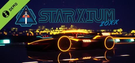 Starxium 20XX Demo