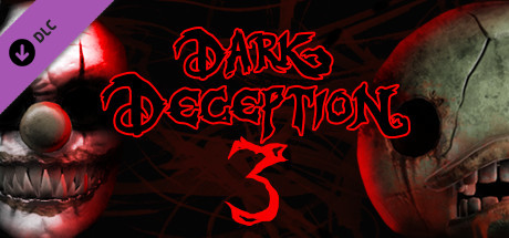 Dark Deception Chapter 3 Capa