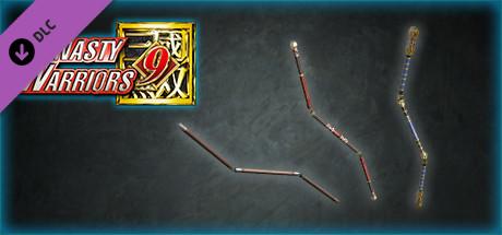 "DYNASTY WARRIORS 9: Additional Weapon ""Tripartite Nunchucks"" / 追加武器「三結棍」"