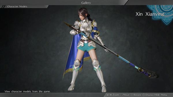 """DYNASTY WARRIORS 9: Xin Xianying """"Knight Costume"""" / 辛憲英「騎士風コスチューム」 (DLC)"""