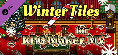 RPG Maker MV - Winter Tiles