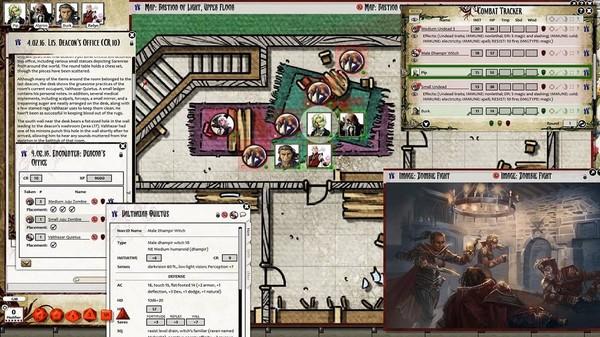 Fantasy Grounds - Pathfinder RPG - The Tyrant's Grasp AP 2: Eulogy for Roslar's Coffer (PFRPG) (DLC)
