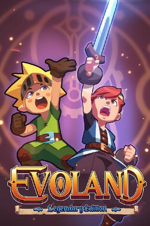 Evoland Legendary Edition poster image on Steam Backlog