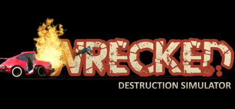 Wrecked Destruction Simulator Capa