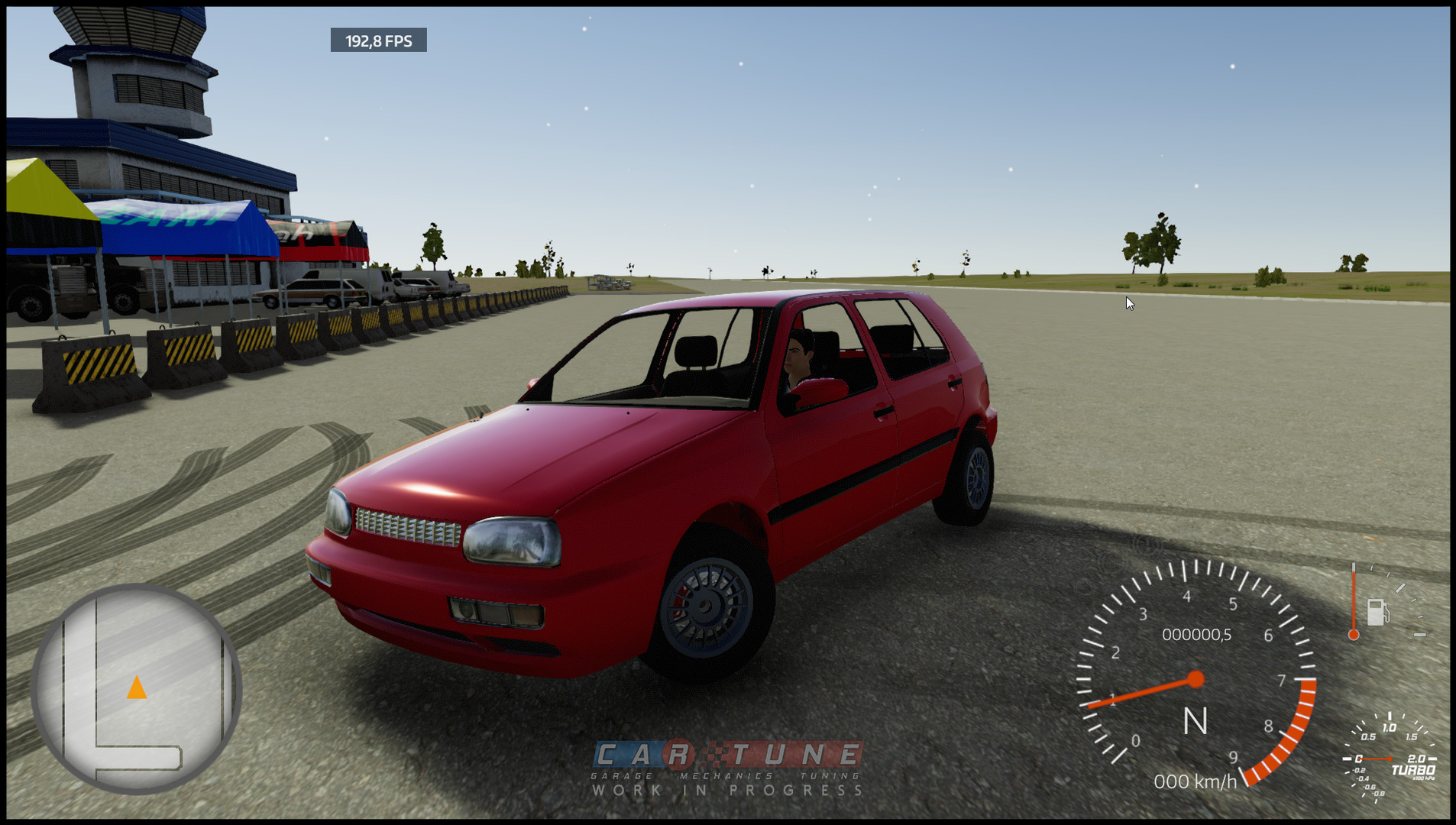 CAR TUNE: Project on Steam
