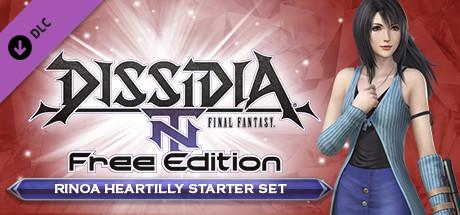 DFF NT: Rinoa Heartilly Starter Pack