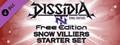 DFF NT: Snow Villiers Starter Pack