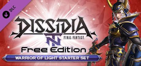 DFF NT: Warrior of Light Starter Pack